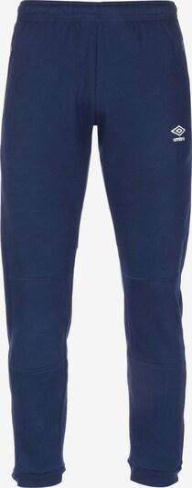 UMBRO Jogginghose H in dunkelblau, Produktansicht