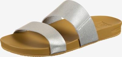REEF Strandschuh 'Vista' in silber, Produktansicht