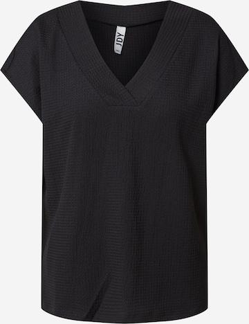 JDY Shirt in Schwarz
