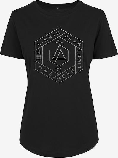 Merchcode T-Shirt 'Linkin Park' in schwarz / weiß, Produktansicht