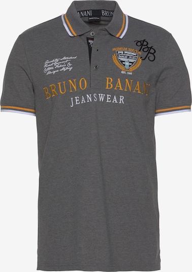 BRUNO BANANI Shirt in anthrazit / mischfarben, Produktansicht