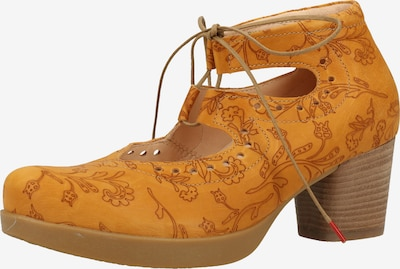THINK! Pumps in cognac / hellbraun, Produktansicht