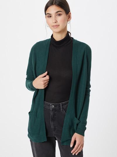 VERO MODA Kardigan 'BOBBIE' u smaragdno zelena, Prikaz modela