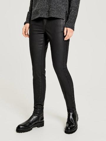 OPUS Jeans 'Evita' in Zwart