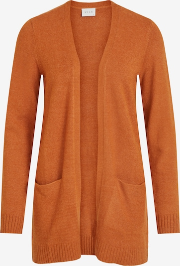 VILA Kardigan 'Ril' w kolorze ciemnopomarańczowym, Podgląd produktu