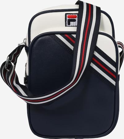FILA Tasche 'HERITAGE' in navy / rot / weiß, Produktansicht