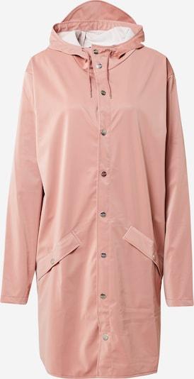 RAINS Jacke in rosa, Produktansicht