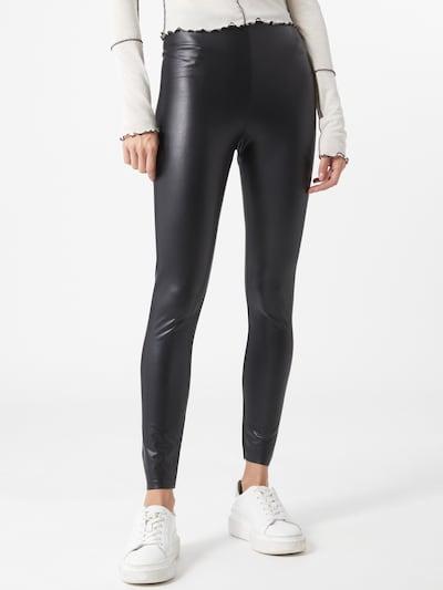 LTB Leggings 'Yixoda' in schwarz, Modelansicht