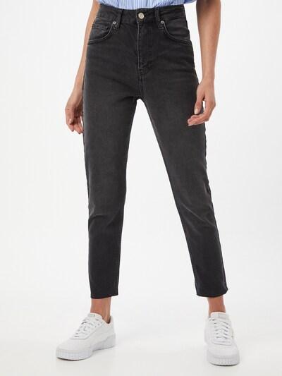 Džinsai 'EDIE' iš BDG Urban Outfitters, spalva – juodo džinso spalva, Modelio vaizdas