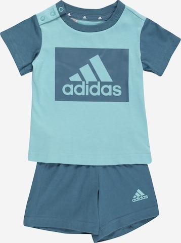 Completo sportivo di ADIDAS PERFORMANCE in blu