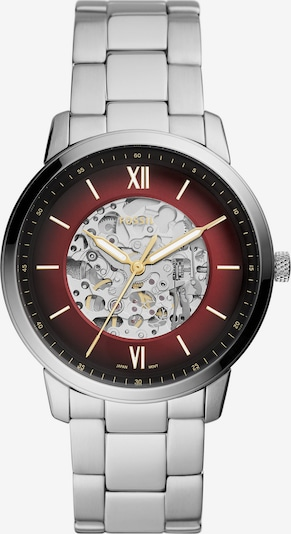 FOSSIL Analog Watch in Gold / Dark red / Black / Silver, Item view
