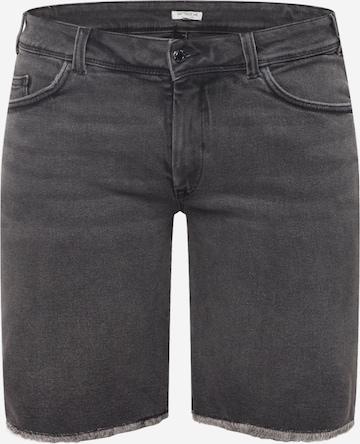 MY TRUE ME Shorts in Black