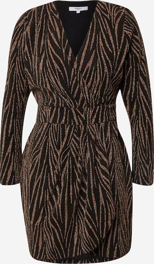 Suncoo Robe de cocktail 'CANDY' en bronze / noir, Vue avec produit