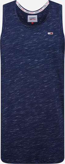 Tommy Jeans Shirt in de kleur Navy, Productweergave