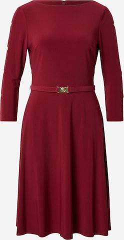 Lauren Ralph Lauren Dress 'Lucilena' in Red