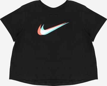 T-Shirt Nike Sportswear en noir