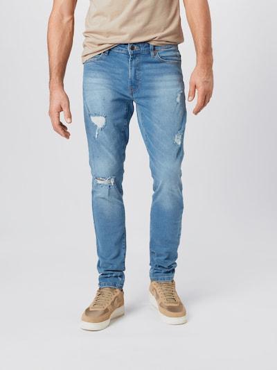 Denim Project Jeans in blue denim, Modelansicht