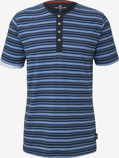 TOM TAILOR Pyjama in blau, Produktansicht