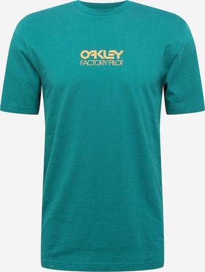 OAKLEY Funktionsskjorte 'EVERYDAY FACTORY' i gul / jade, Produktvisning