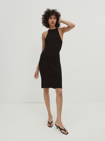 EDITED - Vestido 'India' en negro
