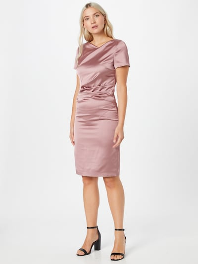 SWING Kleid in altrosa, Modelansicht