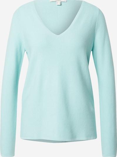 ESPRIT Pullover in türkis, Produktansicht
