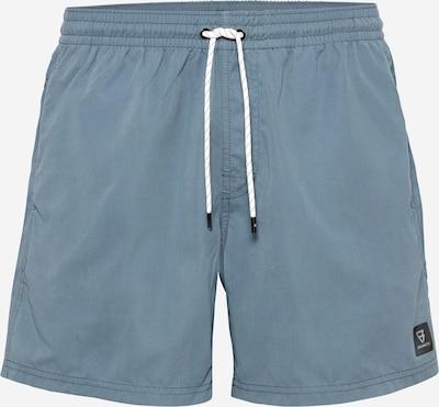 BRUNOTTI Kalhoty - pastelová modrá / černá, Produkt
