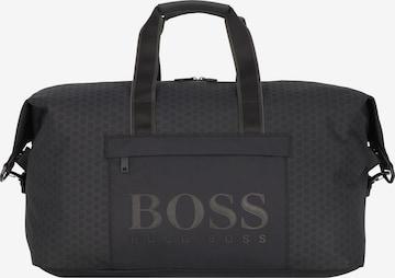 BOSS Casual Shopper 'Hegon' in Black