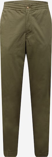 POLO RALPH LAUREN Chino kalhoty - khaki / červená, Produkt