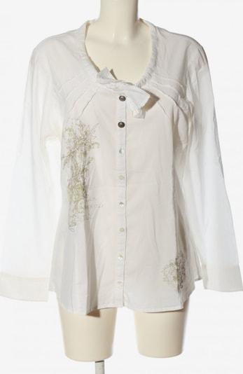 Kenny S. Hemd-Bluse in XL in weiß, Produktansicht
