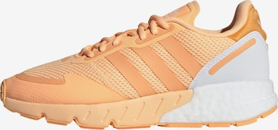 ADIDAS ORIGINALS Sneaker 'Zx 1K Boost' in orange / weiß, Produktansicht