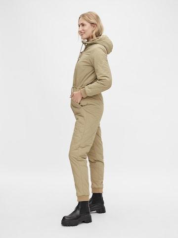 VILA Jumpsuit 'Cooli' in Bruin