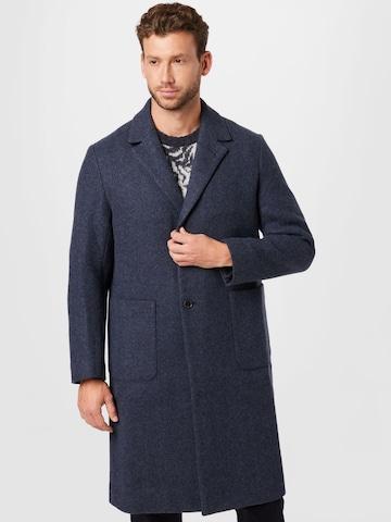Manteau mi-saison WOOD WOOD en bleu