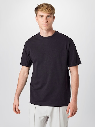 Only & Sons Shirt 'DANTE' in schwarz: Frontalansicht
