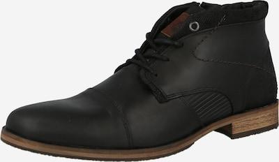 BULLBOXER Šnurovacie topánky - čierna, Produkt
