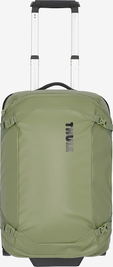 Thule Koffer in grün, Produktansicht
