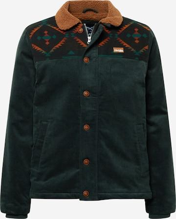 Iriedaily Jacke in Grün