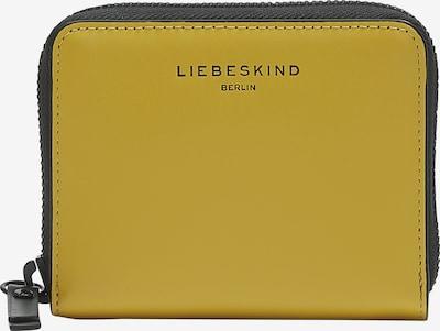 Liebeskind Berlin Geldbörse 'Alexis' in gelb / schwarz, Produktansicht