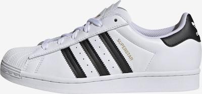 ADIDAS ORIGINALS Sneakers in Gold / Black / White, Item view