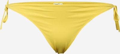 Calvin Klein Swimwear Bikini bottom in Yellow / Black, Item view