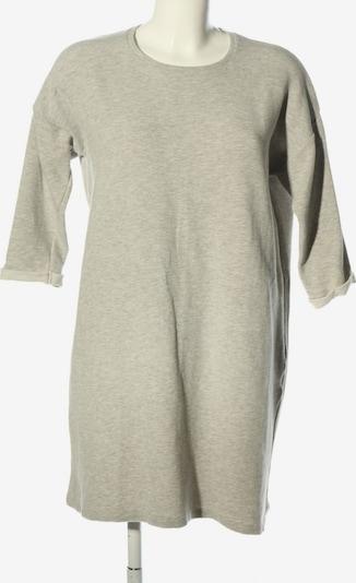 Kauf Dich Glücklich Shirtkleid in L in hellgrau, Produktansicht