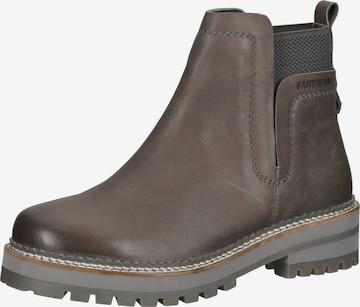 SANSIBAR Chelsea Boots in Braun