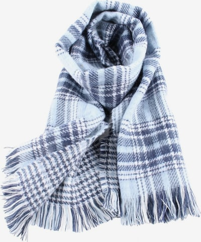 BASEFIELD Scarf & Wrap in One size in Blue / White, Item view