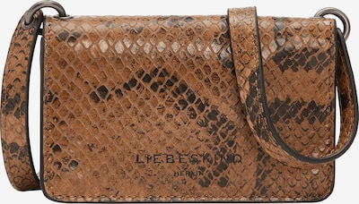 Liebeskind Berlin Portemonnaie in karamell / schwarz, Produktansicht