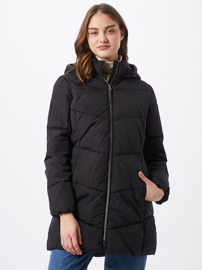 TOM TAILOR Winter coat in black, View model