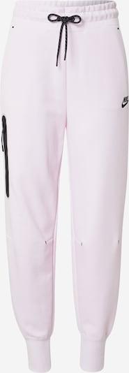 Nike Sportswear Byxa i pastellrosa / svart, Produktvy