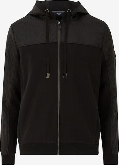 JOOP! Jeans Sweatjacke ' Salvador ' in schwarz, Produktansicht