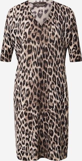 PRINCESS GOES HOLLYWOOD Kleid in beige / hellbeige / schwarz, Produktansicht