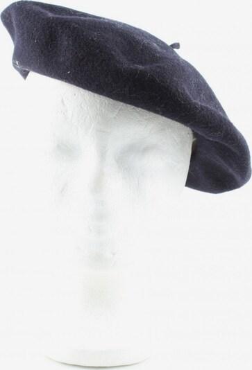 UNBEKANNT Baskenmütze in XS-XL in schwarz, Produktansicht