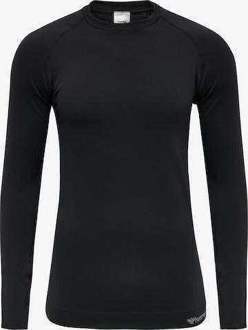 T-Shirt fonctionnel Hummel en noir
